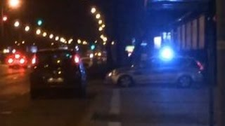 BMW M3 E92 VS. POLICE - Unsuccessful Chase