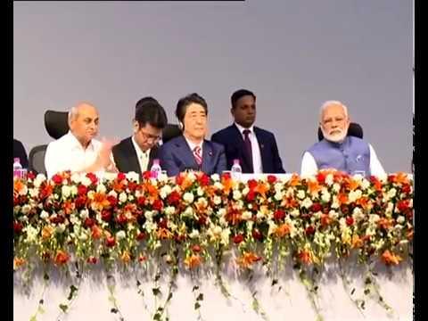 PM Modi and Japanese PM Shinzo Abe