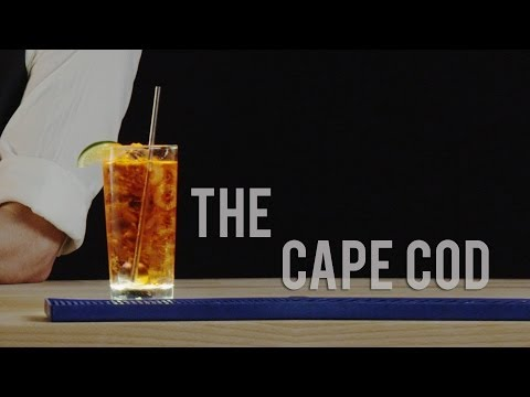 How to Make The Cape Cod - Best Drink Recipes