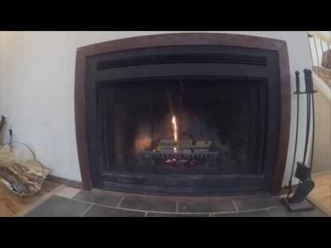 Build A Fire In Minutes No Smoke Youtube