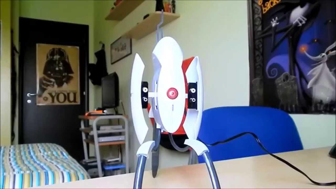 Portal 2 Sentry Turret Usb Desk Defender 28 Images