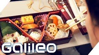 Ekiben - Japanisches Luxusreisefood | Galileo | ProSieben