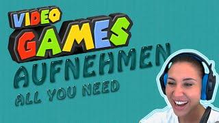 Let´s Play Tutorial   Was zum Aufnehmen von Games benötigt wird [PC]