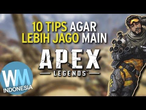 SILAHKAN DICOBA !! 10 Tips & Strategi Biar Lebih Jago Main Apex Legends !