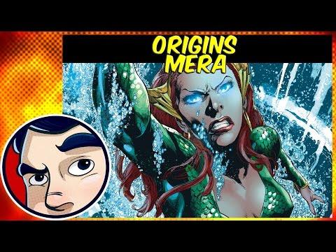 Mera (Aquaman's Wife) - Origins