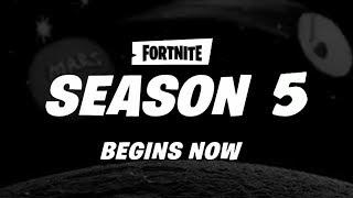 *OFFICIAL* Fortnite SEASON 5 TRAILER LEAKED! Season 5 OFFICIAL Trailer Leaked Early In Fortnite!