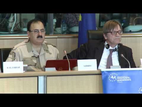 [Broadcast HD] ALDE meets General Commander of the Free Syrian Army