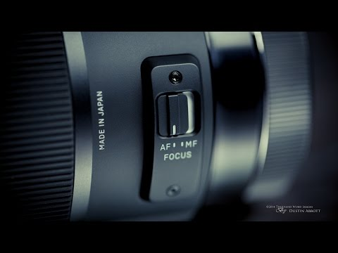 Sigma 50mm f/1.4 DG HSM ART  Complete Review