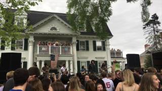 First Year at DARTMOUTH COLLEGE-Spring Term (Green Key, fraternities, parties, classes)