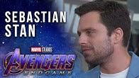 Sebastian Stan talks the end of the line LIVE at the Avengers: Endgame Premiere