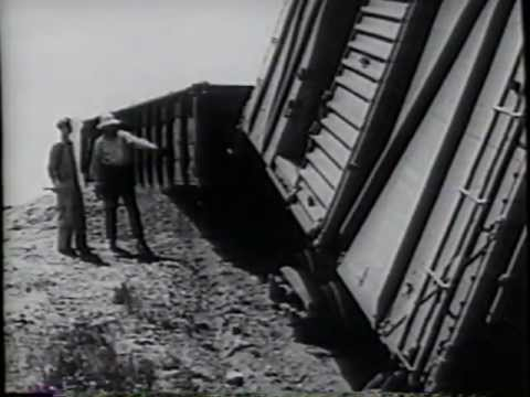 """""""Why Risk Your Life?"""" --  1940s Railroad Safety Film"""