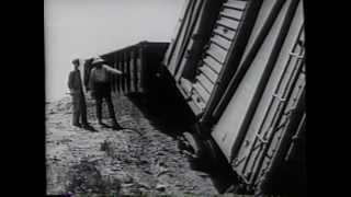 """Why Risk Your Life?"" --  1940s Railroad Safety Film"