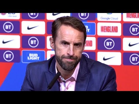 Gareth Southgate Names England Squad For Euro 2020 Qualifiers - Full Press Conference