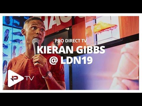 Pro:Direct TV - Kieran Gibbs -  adidas Speed of Light at Pro:Direct LDN19