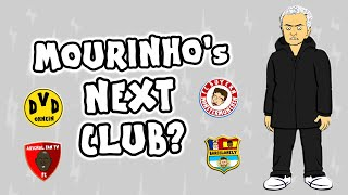Jose Mourinho's NEXT club!