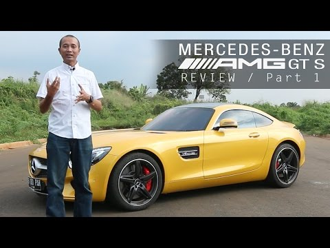 Mercedes-AMG GT S 2016 Review Indonesia | OtoDriver (Part 1/2)