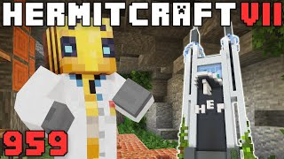 Hermitcraft VII 959 HEP Base Expansion!