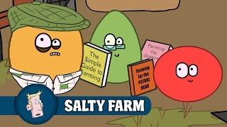 Salty Farm | Parable of the Sower | Ep9