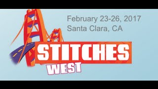 MY STITCHES WEST 2016 EXPERIENCE