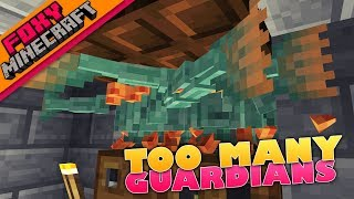 Minecraft | GUARDIAN FARM - XP STATION | Bedrock Survival Realm [64]