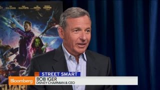 Disney's Bob Iger: Time Warner Has Some Great Assets