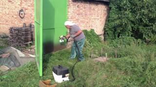 Электрический краскопульт Wagner Wallperfect W 867 I-Spray(, 2013-09-21T07:45:41.000Z)
