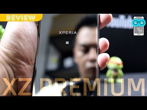 Review Sony Xperia XZ Premium Indonesia - Hape DEWA Jilid Dua!