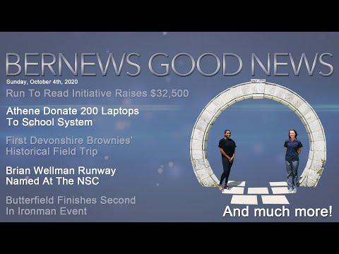 "Bernews ""Good News"" Sunday Spotlight, October 4, 2020"