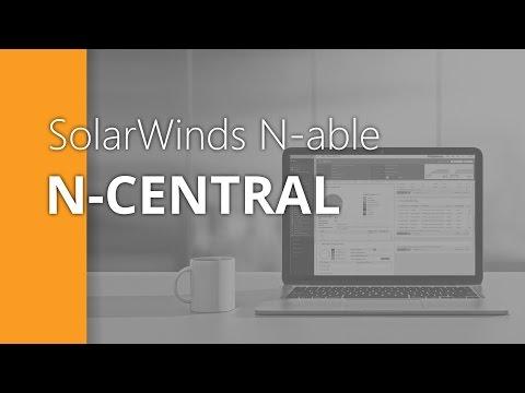 Effective NOC Management in N-central