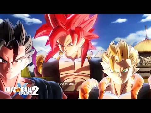 Repeat DragonBall Xenoverse 2 PQ 81 by Lightdtrex - You2Repeat