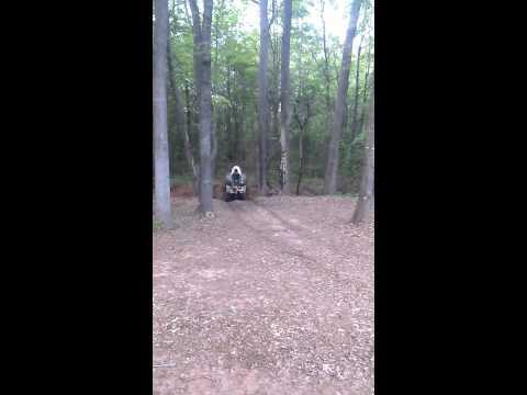 Matt stover wheelie