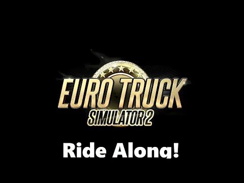 Euro Truck Simulator 2: Scania R480 Wein to Basel