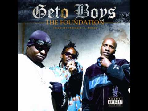 Geto Boys - G Code (Lyrics)