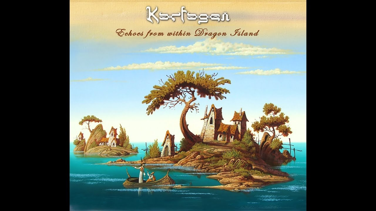Symphonic art rock - Karfagen 2019   Dragon Island Medley