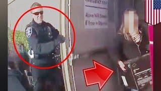 Cops catch thieves: Officer nab Costco bandits mid-heist - TomoNews