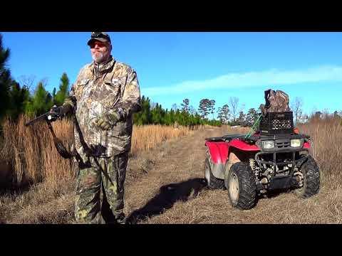 SC Rabbit Hunts 2018! Chasing Rabbits In The Swamp!