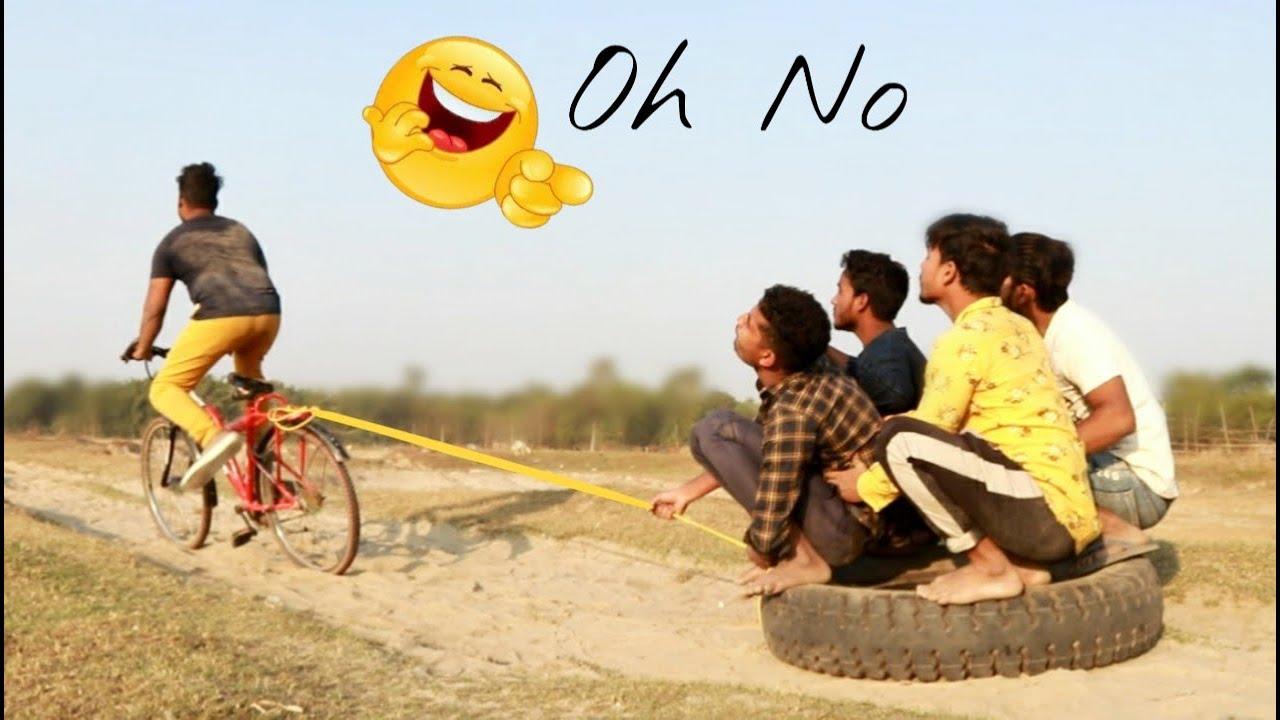 Watch Comedy video Just For Fun Very Funny Scense | Bindas Fun Joke |