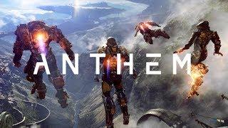 Anthem - чекаем бэтку, деградируем, ловим баги | #Stream #Anthem #Game