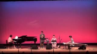 2014年6月14日 サンレイクかすやにて行われた竹和のコンサートの中の1...