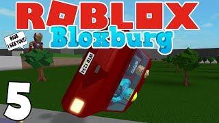 ¡NOS HA ENCONTRADO DE NUEVO! Roblox BLOXBURG ? Ep.5