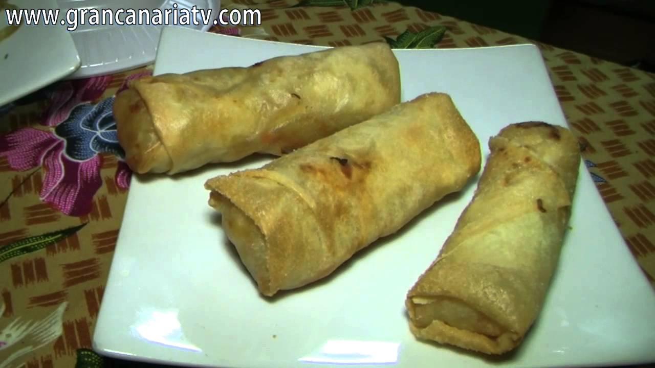 Comida de indonesia en cine food 2013 las palmas de gran canaria youtube - Gran canaria tv com ...