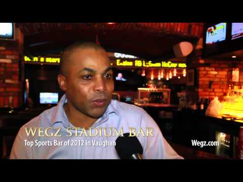 Wegz Stadium Bar - Top Choice Awards 2012