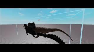 Roblox Spinosaurus VS Trex