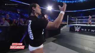 "Ryback denies the ""inspiration"" of Bo Dallas: SmackDown Fallout, Aug. 13, 2015"