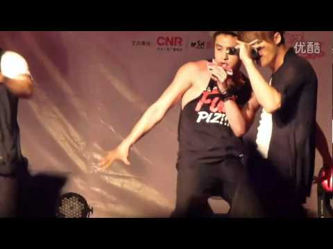 [120605] M.I.C Get It Hot @ Music Radio School Tour Ningbo Stop (FanCam01)