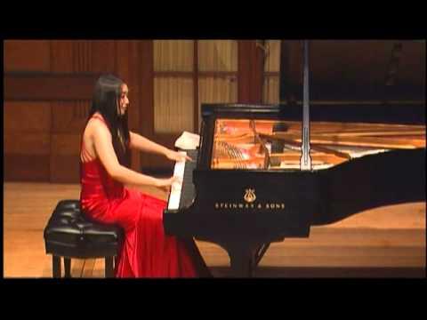 Ran Jia plays Debussy L'isle Joyeuse