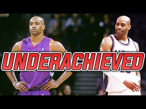 Why Vince Carter Is The BIGGEST UNDERACHIEVER In NBA History