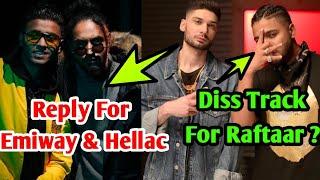Kr$na Diss Track For Emiway Bantai, Hellac & Bantai Records ! Hellac Reply ? Diss Track For Raftaar?