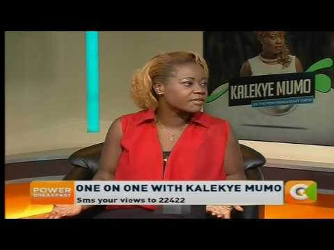 One on One with Kalekye Mumo