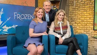 Highly anticipated 'Frozen' musical makes Broadway debut